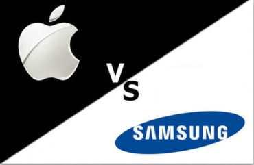 एप्पल र सामसुङ विवाद:५३.९ करोड डलर तिर्न अमेरिकी अदालतको आदेश