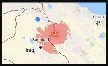 इरानमा ६.० म्याग्निच्यूडको शक्तिशाली भूकम्प