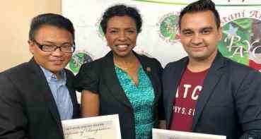 न्युयोर्क सिनेटबाट दुई नेपाली पत्रकार सम्मानित