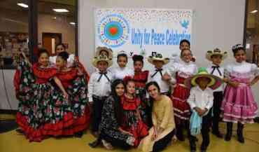 कोलोराडोमा सात देशका नागरिकले गरे विश्व शान्तिको कामना