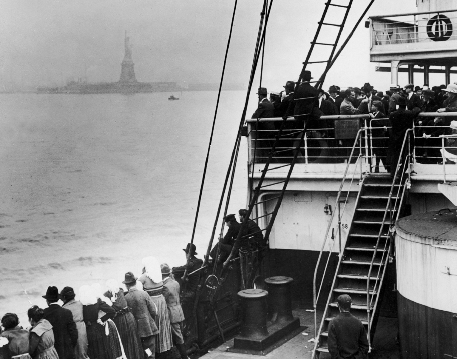 A History Of Immigration Reform