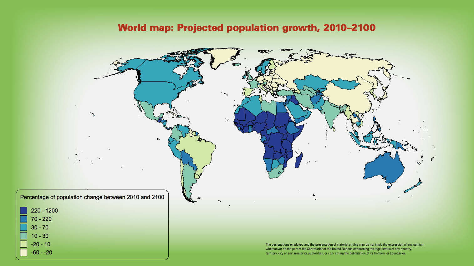 World Population Expected To Rise Rapidly This Century