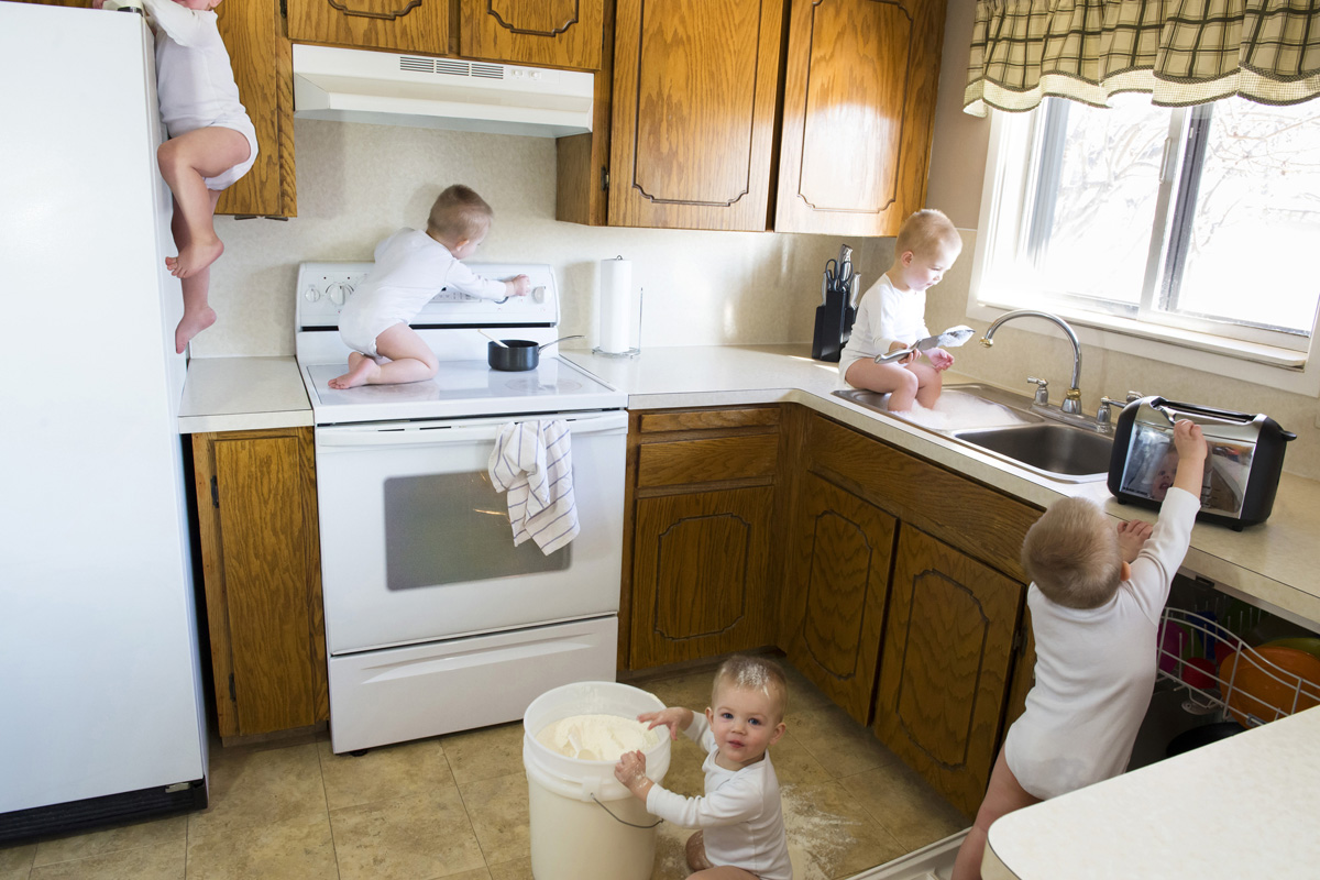 The 11 Most Dangerous Places In Your Home For Babies And