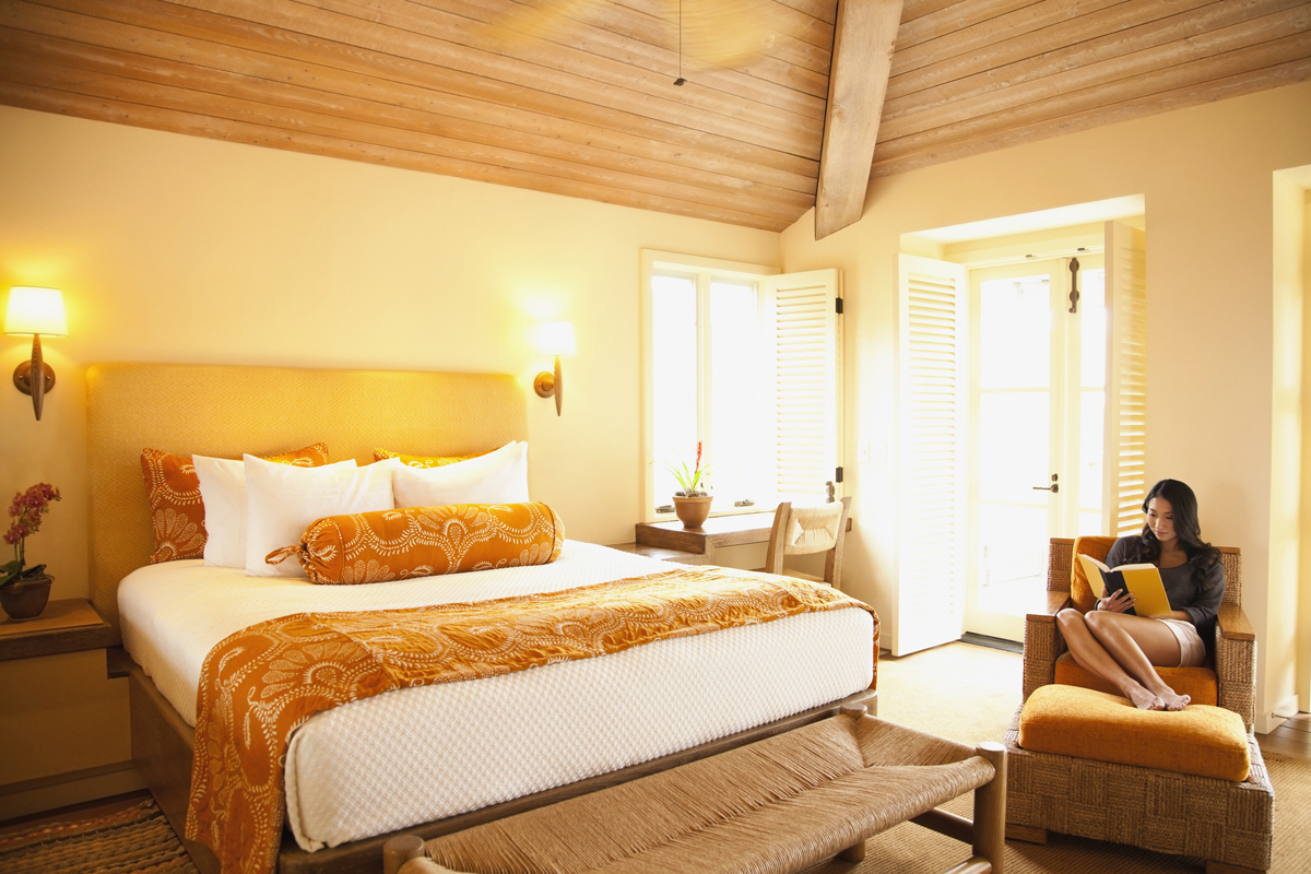 10 Innovative Hotel Room Designs   Travel   US News on Pictures Room Decor  id=25324