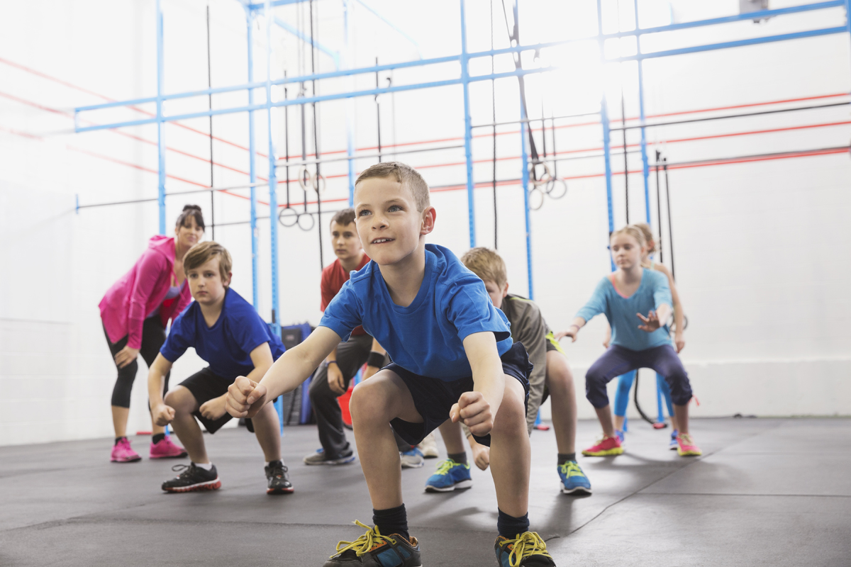 Should You Enroll Your Kid In Crossfit