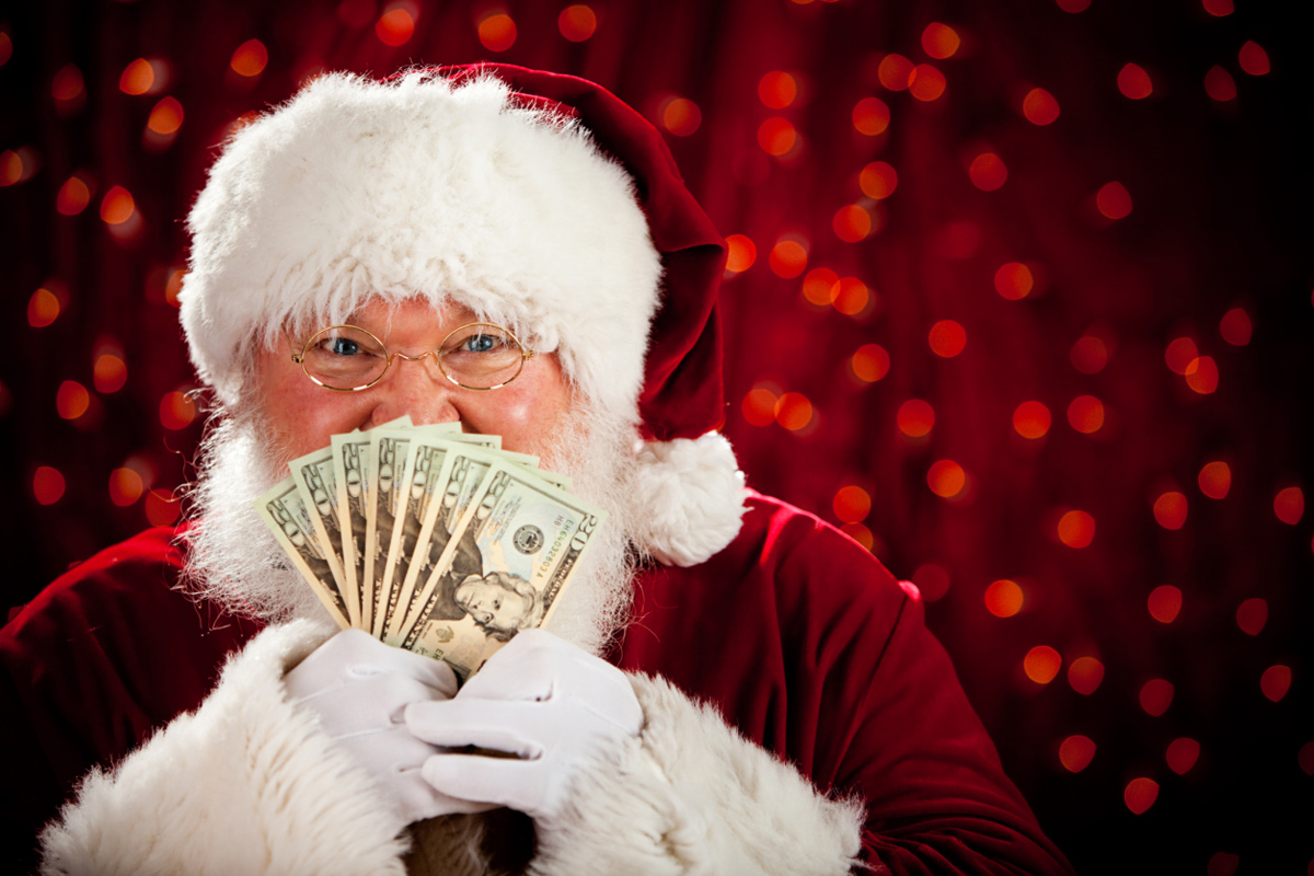 Will Santa Claus Deliver A Year End Rally For Investors