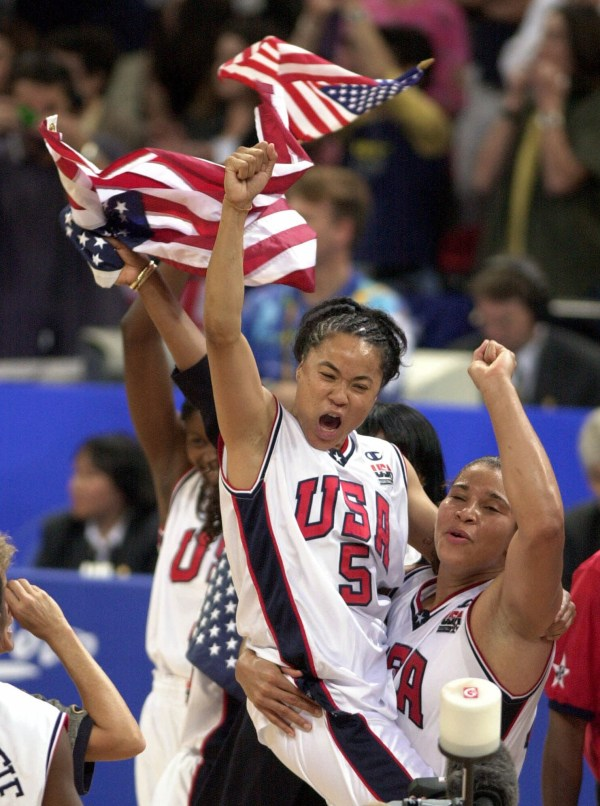 Staley Introduced as Coach of US National Women's Hoops ...