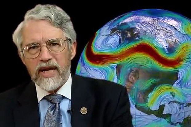 """In a YouTube video Wednesday, White House Science Adviser Dr. John Holdren said """"don't believe"""" claims that extreme cold disproves global warming."""