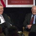 【美国前副总统沃尔特·蒙代尔去世 享年93岁】