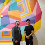 【華美博物館通過壁畫探討正義與社會運動】