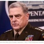 【美国防部:美参谋长联席会主席米利传与中国外展引发轩然大波】