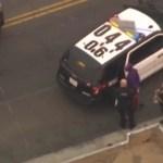 【即时报道:韩国城好莱坞地区警匪追逐 至少两人被捕】