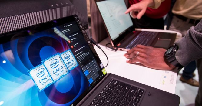 Intel interim CEO says chipmaker has supply to meet its full-year revenue outlook 2