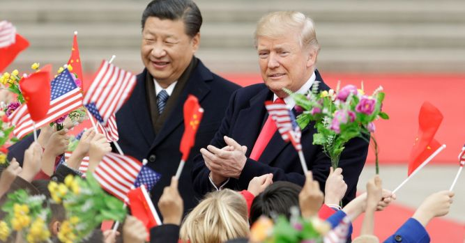 Trump's China trade war is 'the biggest risk to the global economy' 2
