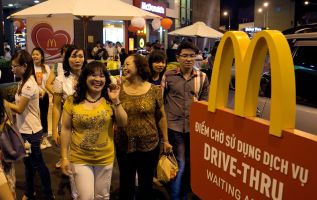 McDonald's and Burger King didn't take off in Vietnam 3