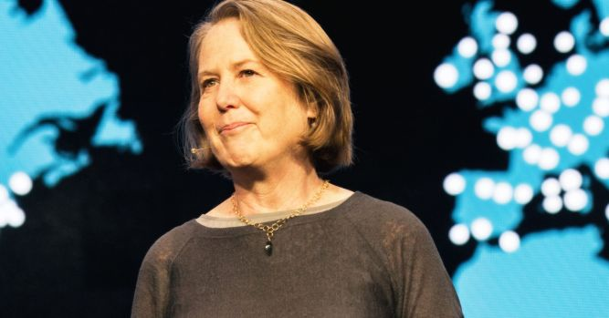 Google Diane Greene drops out of Saudi conference missing journalist 9