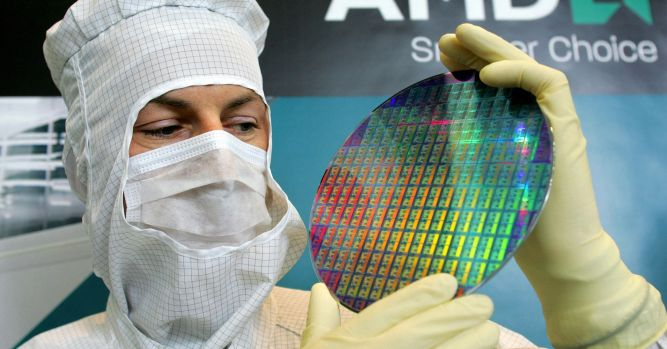Chip stocks are getting crushed ahead of AMD earnings 10