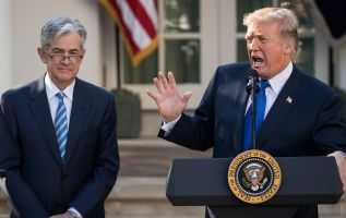 Trump's attacks on Jerome Powell are justified, David Bianco says 1