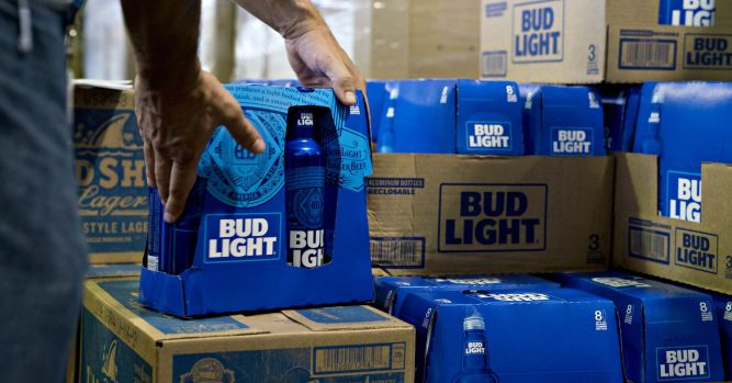 Anheuser-Busch cuts dividend in half, shares crater to 6-year low 7