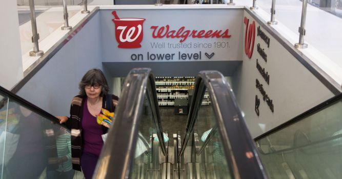 Walgreens and Humana are reportedly in talks to take mutual stakes 1