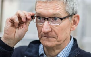 Apple stock history shows rout continuing 1