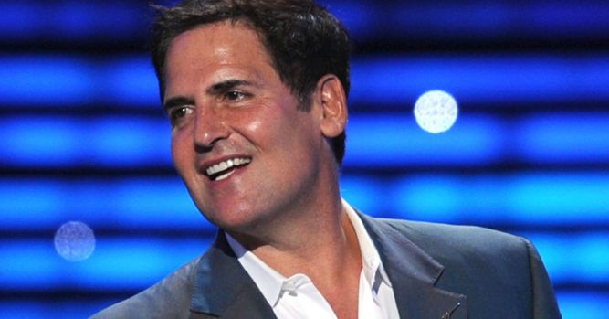 Tweet leads Mark Cuban to invest in quest to cure rare genetic disease