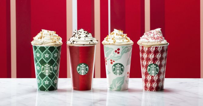 Starbucks' plans to win the holidays with a reusable red cup 1