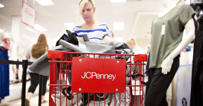JC Penney shares dive as sales fall short despite narrower loss 10