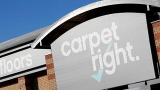 Carpetright losses widen as sales fall 2