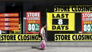 UK High Streets 'have twice as many shops as needed' 3