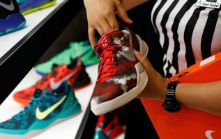 Nike expected to win back market share, stock surges 8% 3