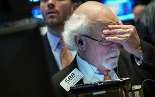 Stocks could be set up for another violent week of selling 1