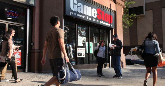 GameStop shares surge 12% on report it could announce a buyer soon 1