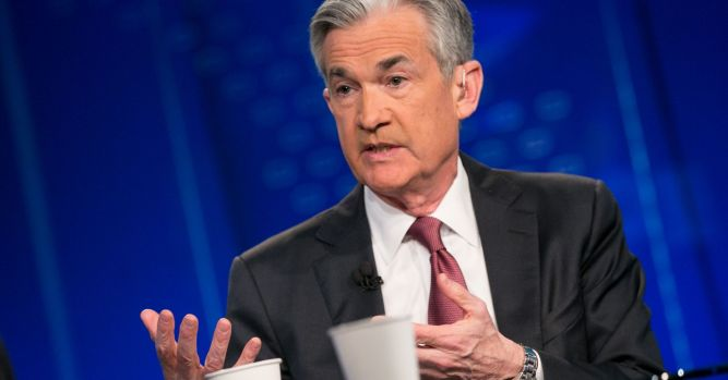 Powell says Fed 'will be patient' with monetary policy as it watches how economy performs 1