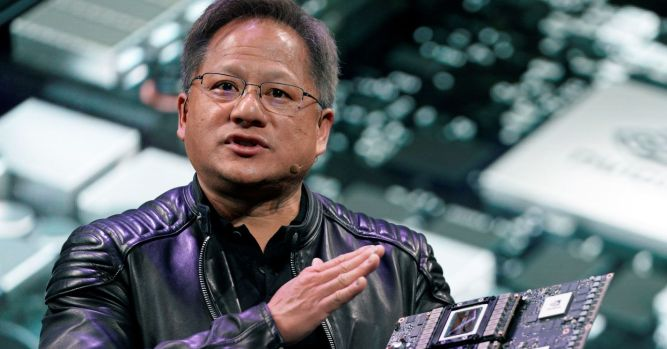 Nvidia shares tank after chipmaker cuts guidance 1