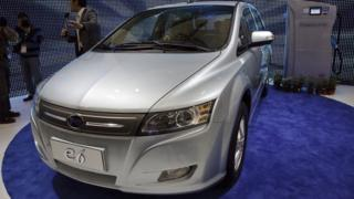 China powers up electric car market 1