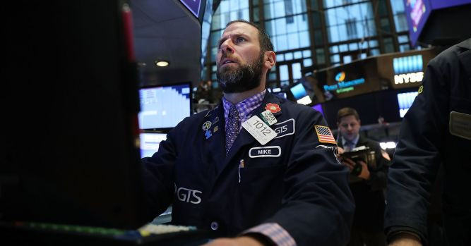 The market is recovering because earnings are not so bad 1