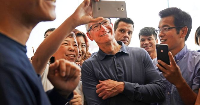 Kudlow should have gone further in concern of China stealing Apple IP 9