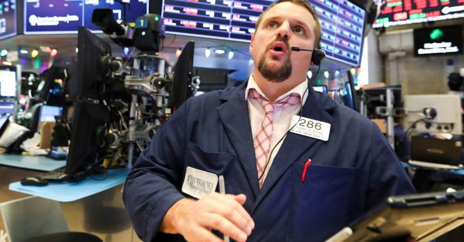 Stocks gain under the 'first five days' rule, setting up for good 2019 10