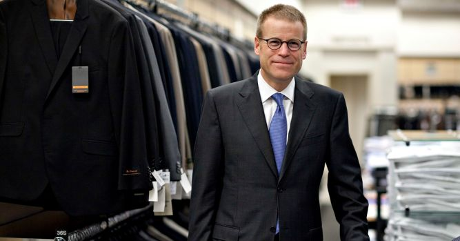 Blake Nordstrom, co-president of Nordstrom, has died at age 58 2