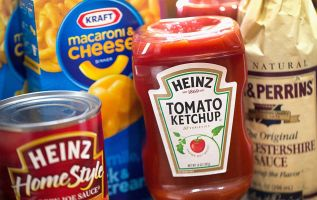 Kraft Heinz lost what distinguished it from General Mills, Mondelez 3
