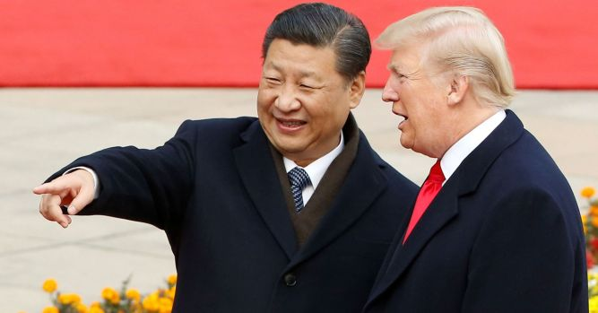 Trump, Xi discussing late March summit at Mar-a-Lago, sources say 2