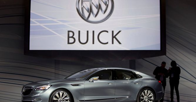 Your grandfather's Buick is hot in China, but maybe not for long 7
