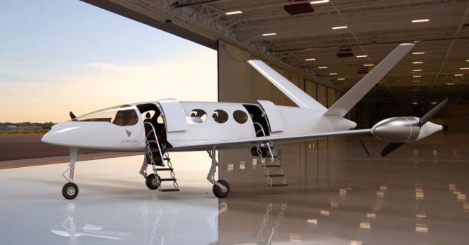 Siemens to provide electric motors for start-up Eviation's plane 1