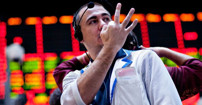 Investors are buying both stocks and bonds at the same time and the Federal Reserve is to blame 9