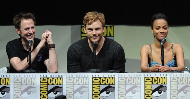 Marvel's tricky battle over director James Gunn's role in 'Guardians' 8