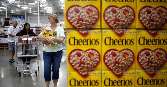 General Mills stock jumps after earnings beat and raised outlook 7