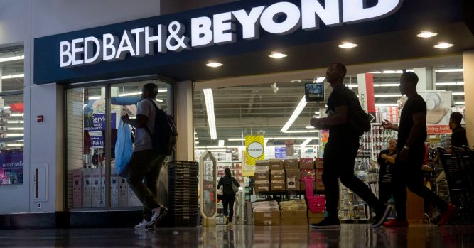 Bed, Bath & Beyond lays off nearly 150 of its 65,000 employees 6