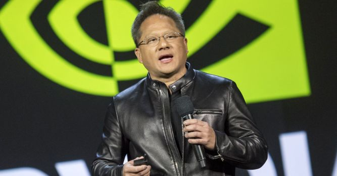 Nvidia's stock is at a make-or-break level, says chart watcher 2
