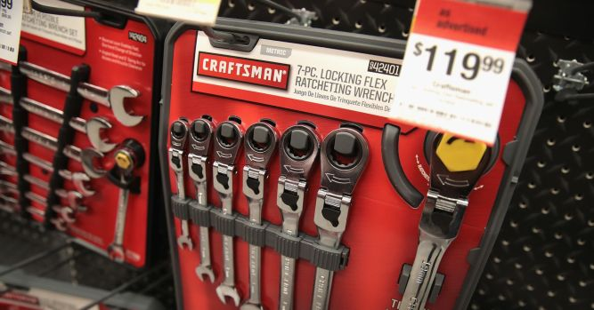 Sears is sued over 'Craftsman' brand 1